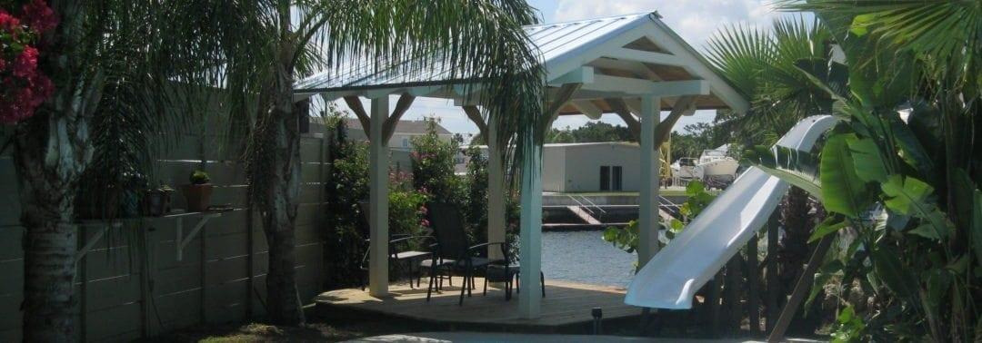 Pavilions historic shed florida for Sheds brooksville fl
