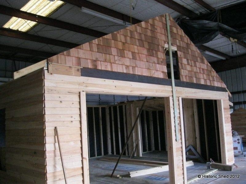 Bungalow Garage construction