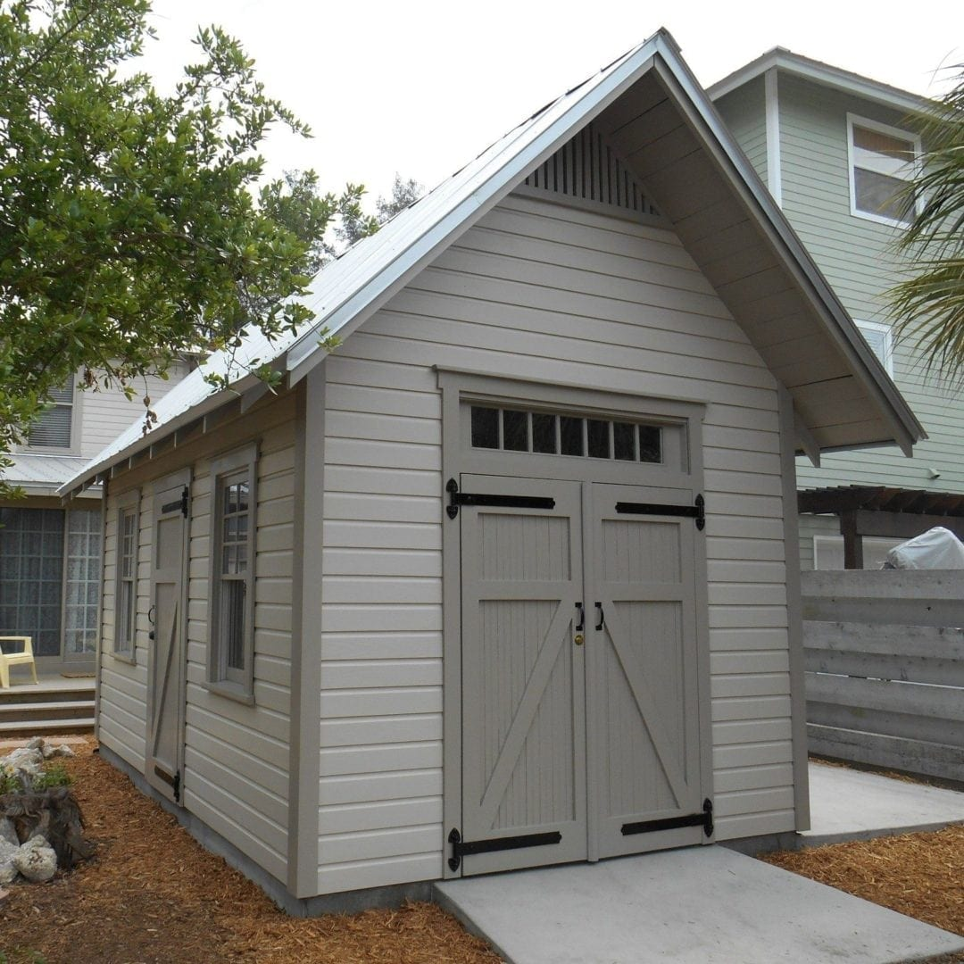 Garden shed historic shed florida for Sheds brooksville fl