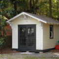 10'x12' Gable Shed in Gainesville