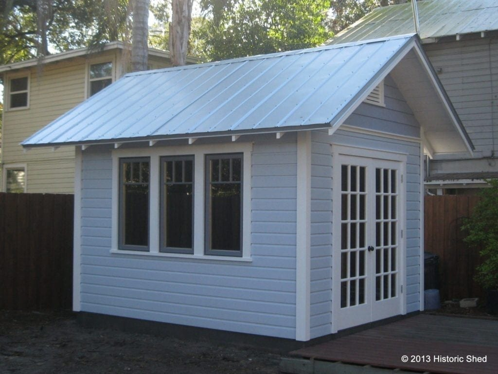 Lake Eola Heights Shed Historic Shed