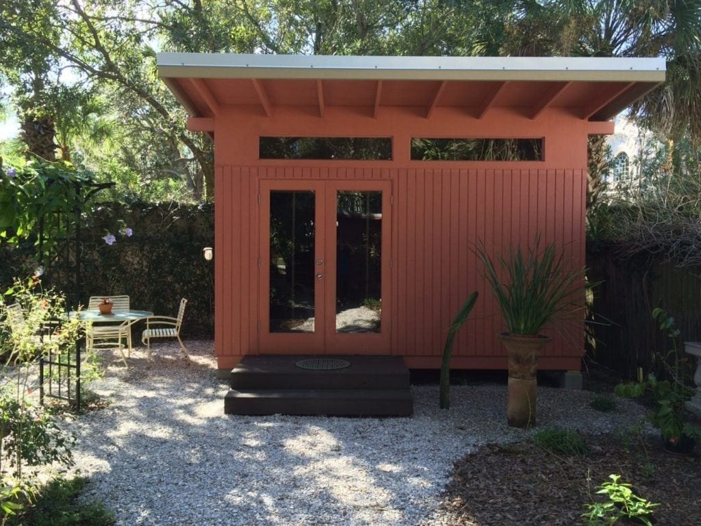 Historic shed cottages tiny houses historic shed florida for Modern office shed