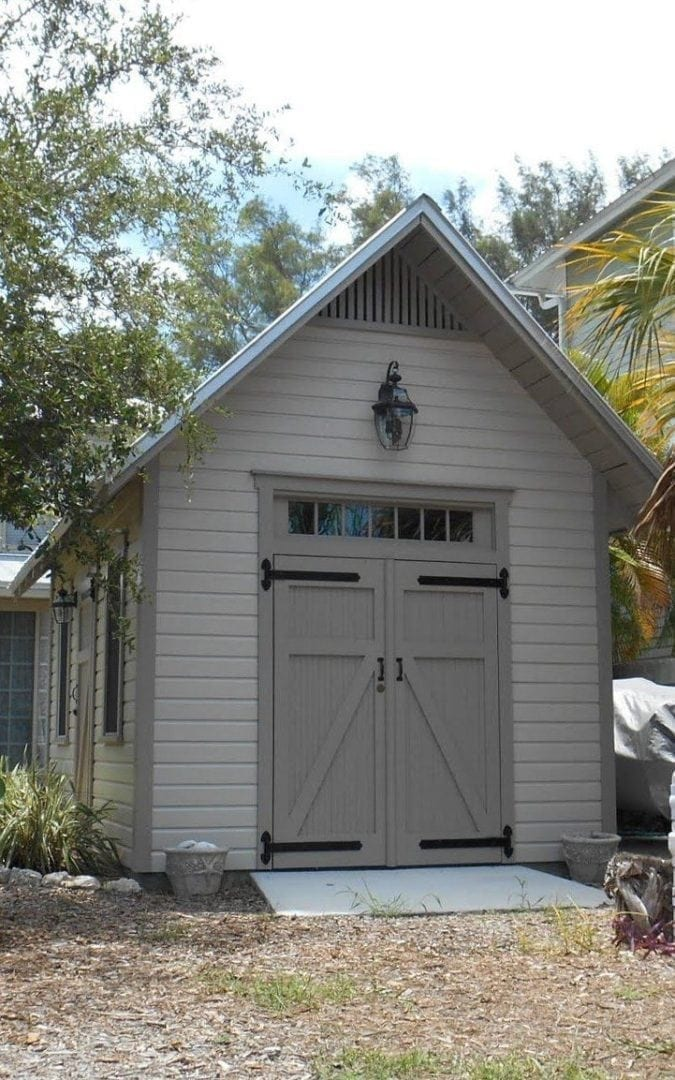 Garden sheds historic shed florida for Sheds brooksville fl