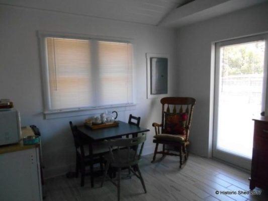 Starlet accessory living unit historic shed florida - Florida building code interior walls ...