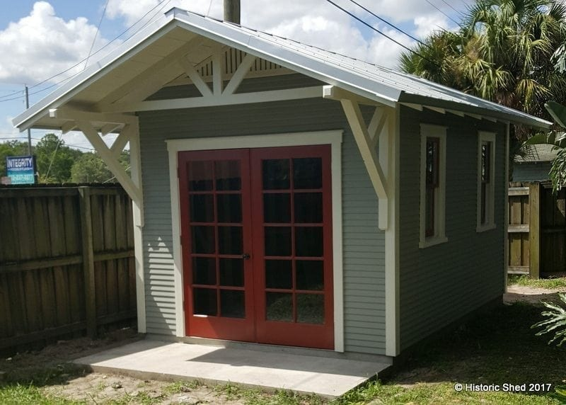 garden sheds historic shed florida