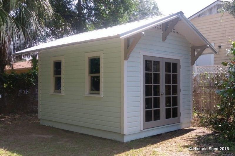 Garden Sheds Historic Shed Florida